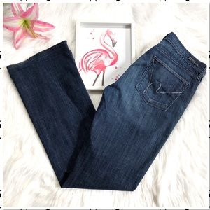 COH Amber High Rise Stretch Bootcut Jeans 27x31